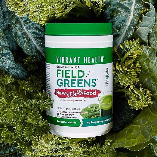 Vibrant Health Raw Vegan Superfood