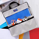 WISEPRO Craft Vinyl Organizer Bag with Handle and