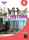 Histoire-Géographie 4e - Manuel de l'élève - Nouveau programme 2016