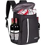 FORICH Backpack Cooler Leakproof Insulated Waterproof Backpack Cooler Bag, Lightweight Soft Beach Cooler Backpack for Men Wom
