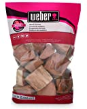 Weber-Stephen Products 17142 Cherry Wood Chunks, 4 lb