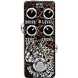 Xvive Mini OverDrive Guitar Effects Pedal, (Sweet Leo O2)