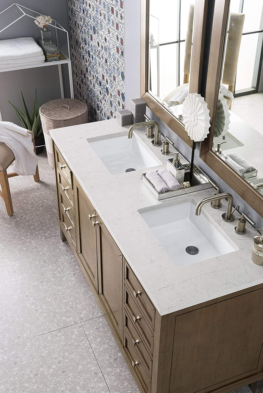 Top Not Included Double Bathroom Vanity James Martin Chicago 60