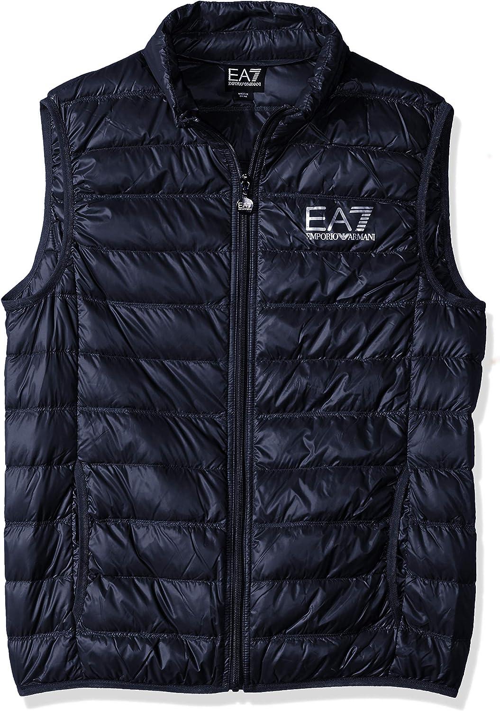 Abajo chaqueta EA7 Emporio Armani 8NPQ01 Azul 1578