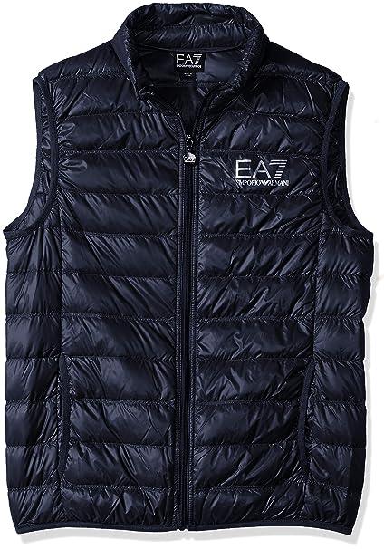Abajo chaqueta EA7 Emporio Armani 8NPQ01 Azul 1578: Amazon.es: Ropa y accesorios