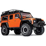 TRX-4 LAND ROVER DEFENDER ROUGE - TRAXXAS - TRX82056-4-RED