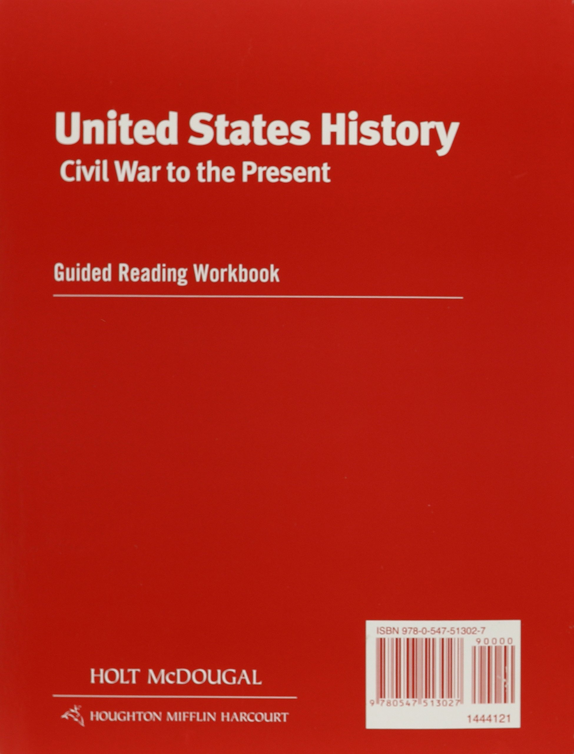amazon com united states history guided reading workbook civil war rh amazon com american history guided reading workbook us history guided reading workbook answers