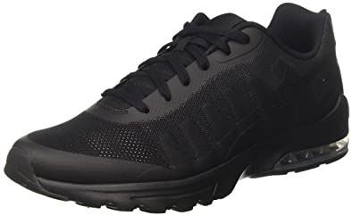 purchase cheap 017c8 70007 Nike Air Max Invigor, Chaussures de Running Entrainement Homme, Noir (Black    Black