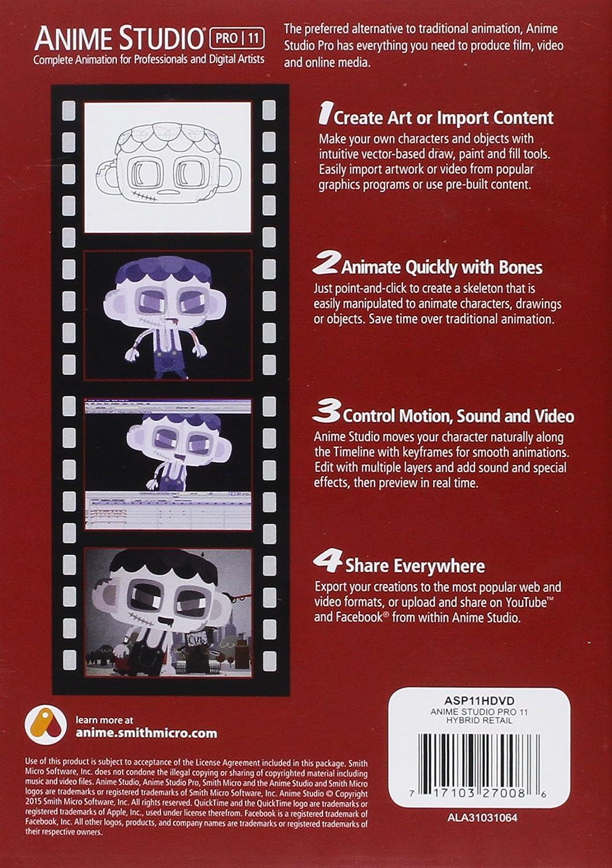 amazon com anime studio pro 11