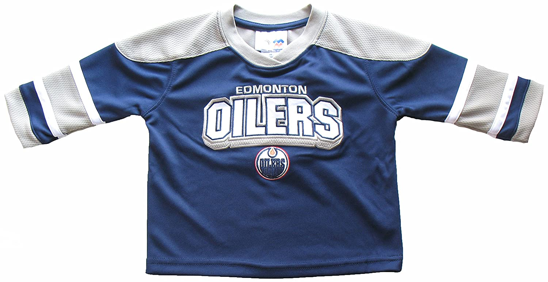 Edmonton Oilers Baby Fashion Top