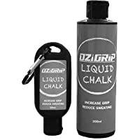OZIGRIP   Liquid Chalk   Fast-Drying Sports Chalk   Superior Grip and Sweat-Free Hands for Weightlifting, Gym, Rock…