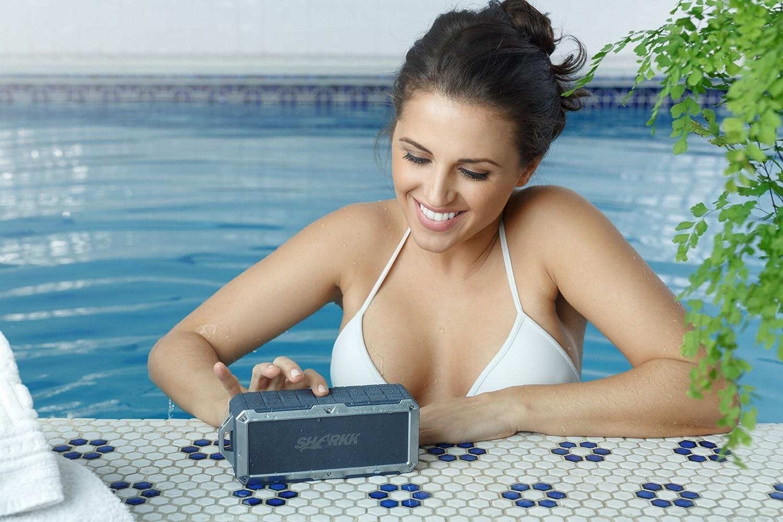 Sharkk O Bluetooth Speaker Wireless Waterproof Speaker