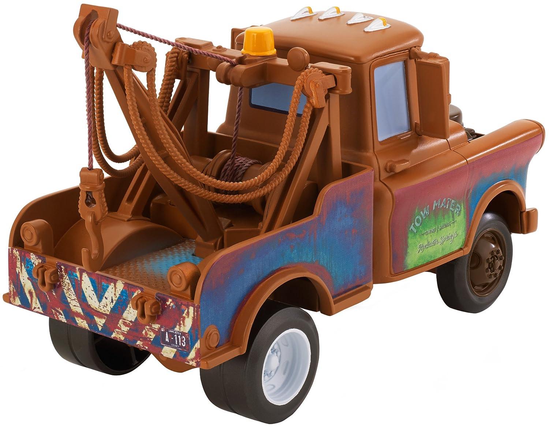 Uncategorized Mator From Cars amazon com disney pixar cars tow truckin mater vehicle toys games