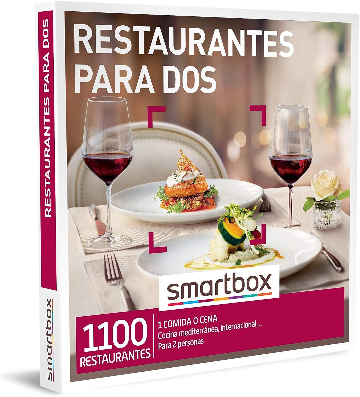 restaurantes para dos smartbox