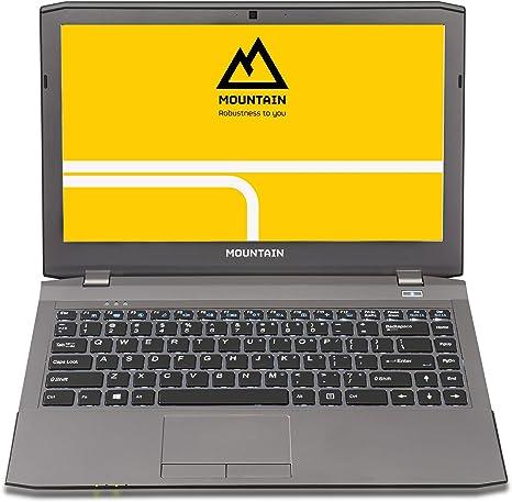 Mountain Graphite 20 Pro - Portátil de 13.3
