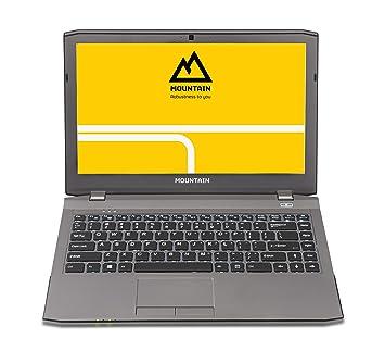 """Mountain Graphite 20 Pro - Portátil de 13.3"""" (Intel Core i7- 4710MQ,"""