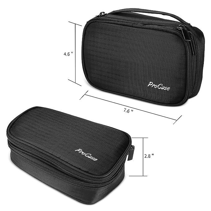 Amazon.com: ProCase - Bolsa organizadora de viaje, acolchada ...