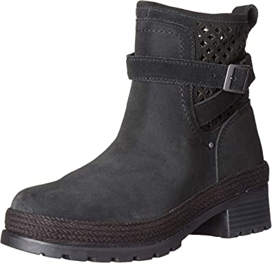 Liberty Ankle Leather Perf Boot