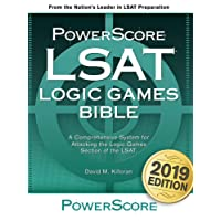 The PowerScore LSAT Logic Games Bible (Powerscore Test Preparation)