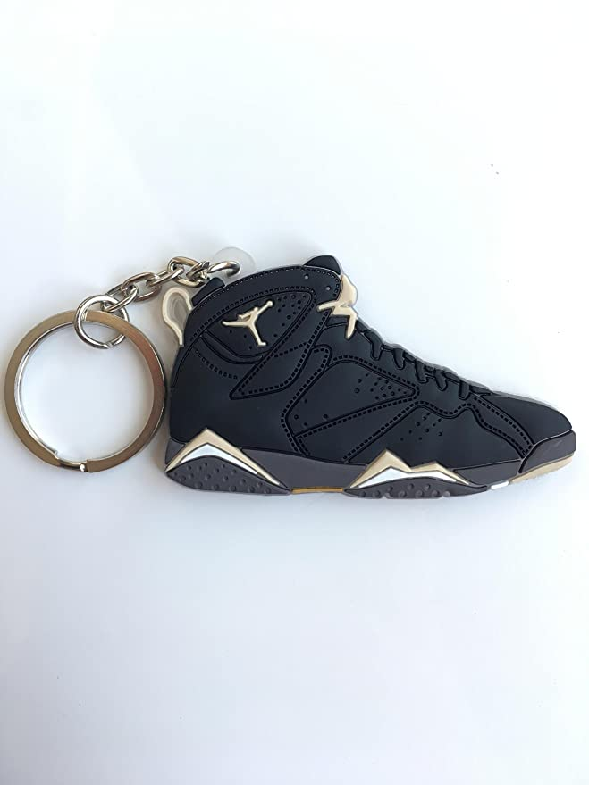 SneakerKeychainsNY Jordan Retro 7 Golden Moments Zapatillas ...