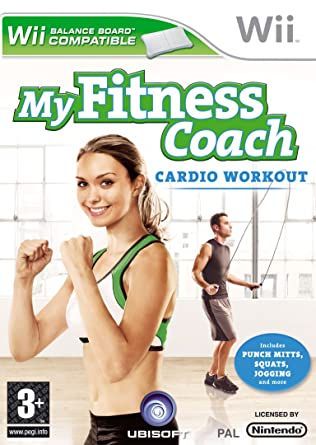 promo code outlet online best online My Fitness Coach: Cardio Workout (Wii): Amazon.co.uk: PC ...
