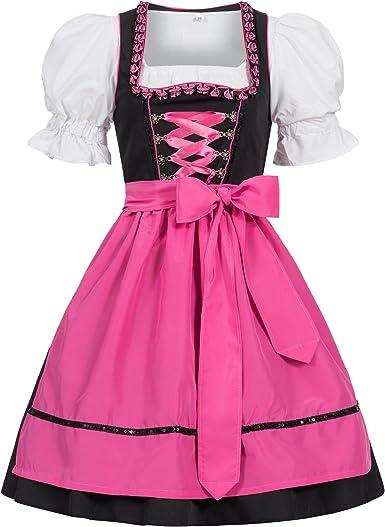 Amazon.com: Disfraz de tirolesa alemana para mujer, para ...