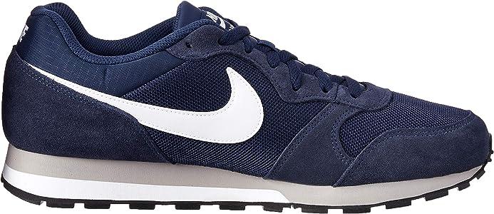new product 23b3c 638e8 Nike MD RUNNER 2, Sneakers basses homme, Bleu (410), 40.5 EU  Amazon.fr   Chaussures et Sacs