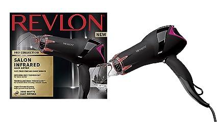 Revlon salón secador Infra Rojo Pro Collection