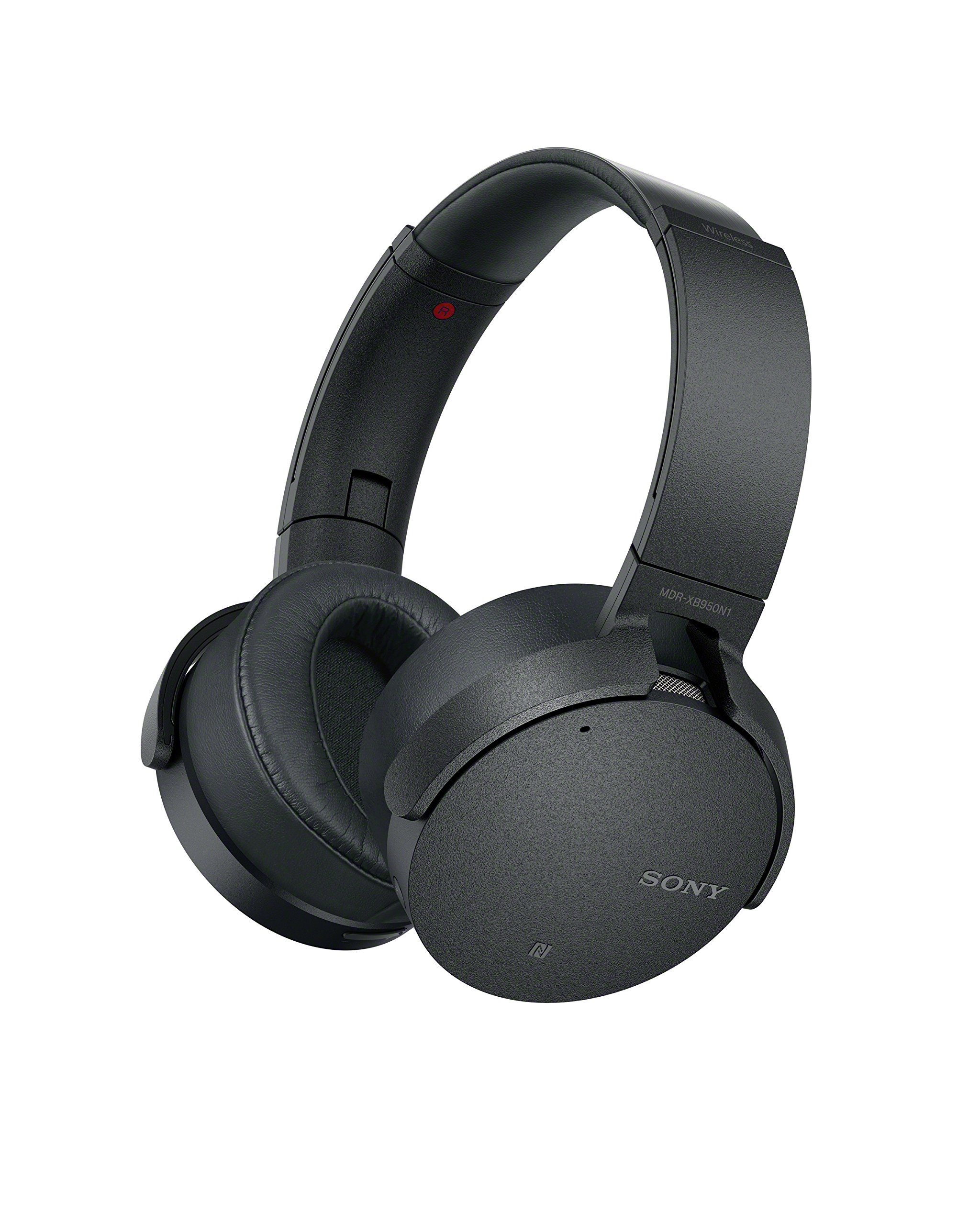 Sony 950N1 Extra Bass Wireless Bluetooth Noise Cancelling Headphones - XB950N1 (Certified Refurbished) by Sony