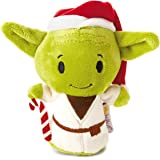 Hallmark 25468862 Star Wars Yoda Christmas Itty Bitty Soft Toy