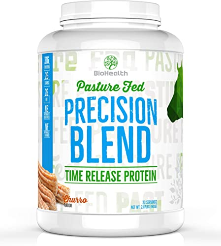 Precision Blend Churro 2 lb Precision Blend Time Released Protein