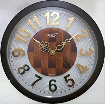 3ded0524b Buy YourChoice-Rikon 9751 Analog Wall clock Online at Low Prices in India -  Amazon.in