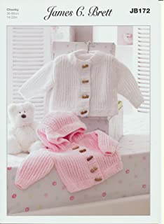 fbaef4812 King Cole Baby Comfort DK pattern 3013 14