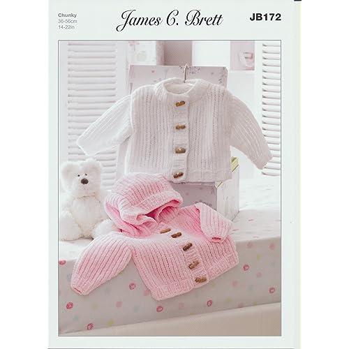 Baby Jacket Knitting Pattern Amazon