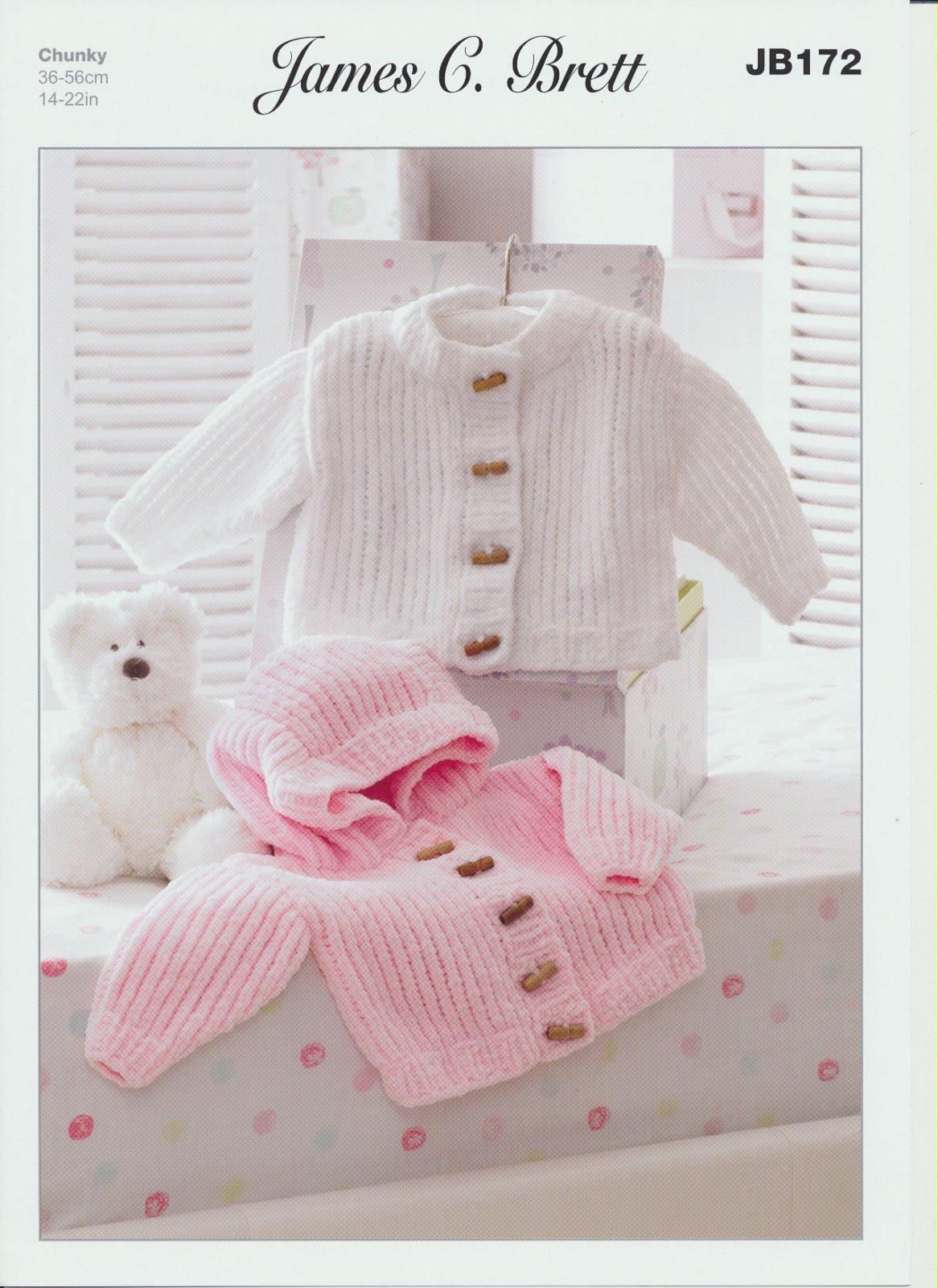 Baby Jacket Knitting Pattern: Amazon.co.uk