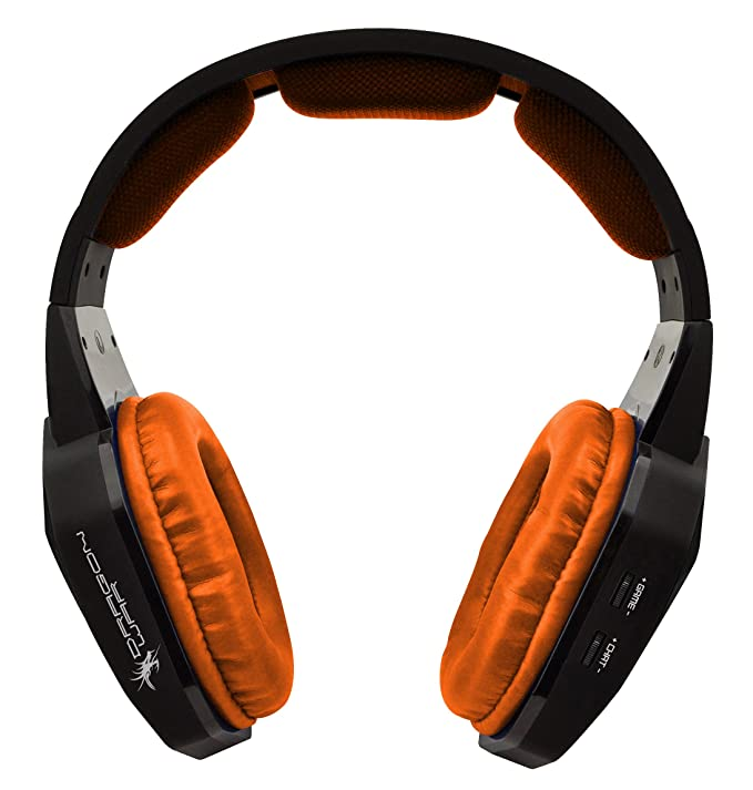 Amazon.com: Dragonwar G-HS-004 Aegis Headphone Wireless 2.4 GHZ Game Gaming Headset with Noise Canceling Mic for PC: Computers & Accessories