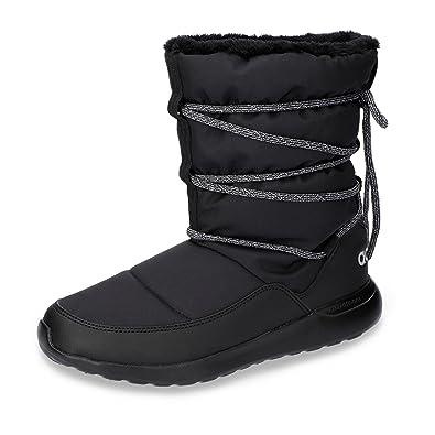 ee9be056ff47a adidas Damen Cloudfoam Racer AQ1617 Sneaker, Mehrfarbig (Black 001), 36 EU
