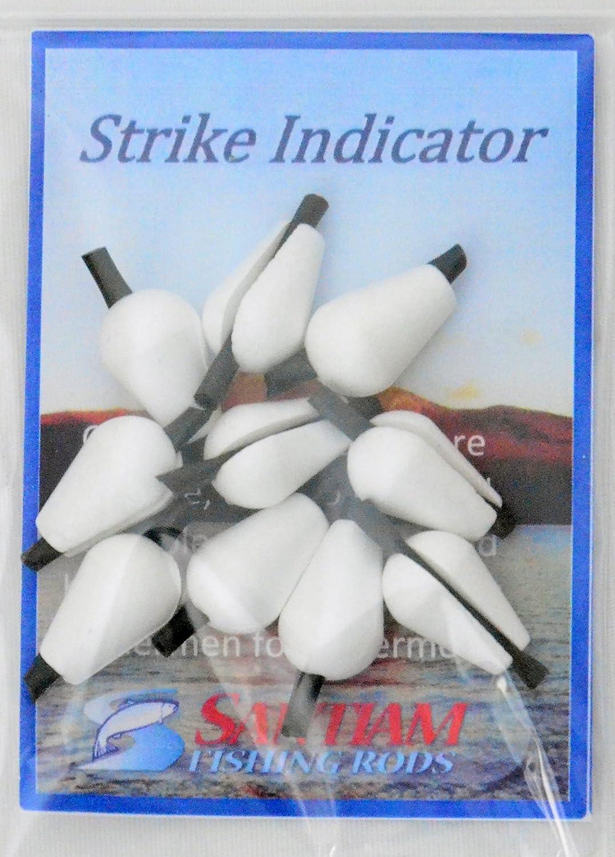 全日本送料無料 Strikeインジケータミディアムホワイト B01N9HP5Y6 B01N9HP5Y6, ラフェスタカウカウ:380d7791 --- a0267596.xsph.ru