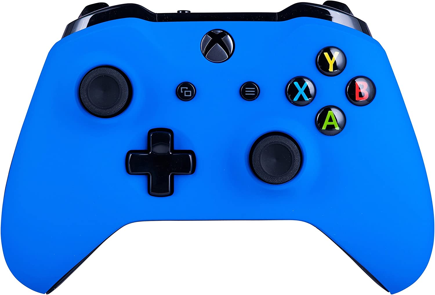 Control inalámbrico de Xbox One , Soft Touch Blue X1