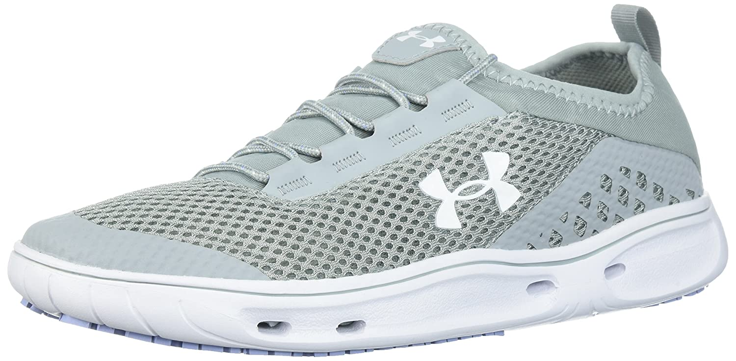 Under Armour Women's Kilchis Sneaker B07235DD8K 7 M US|Green