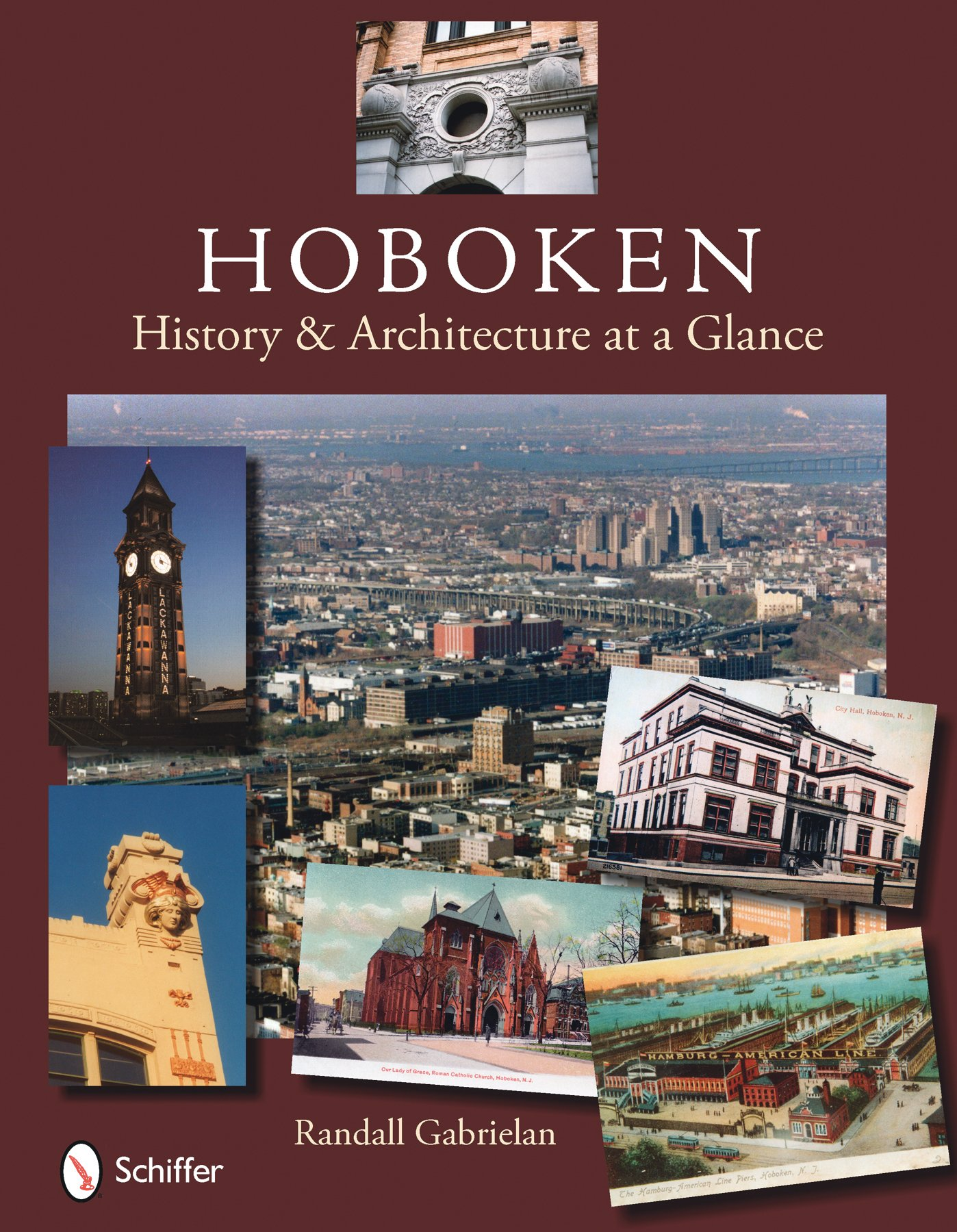 Read Online Hoboken History & Architecture at a Glance PDF