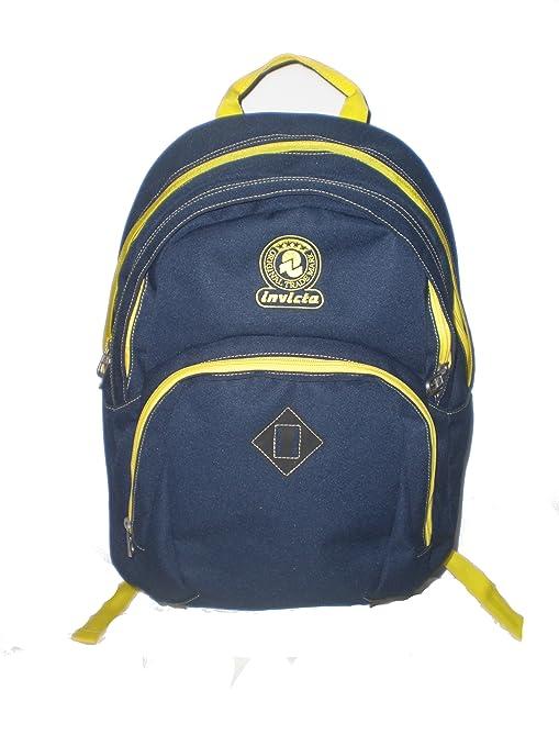 a7fe4764ba INVICTA ZAINO TECHFRAME 2014 VIOLA Backpack Modello americano Scuola ...