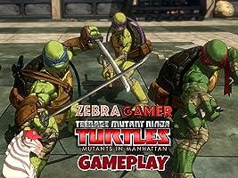 Amazon.com: Watch Clip: A Minecraft Ninja Turtle Movie ...