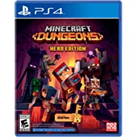 Minecraft Dungeons - PlayStation 4 - Hero Edition
