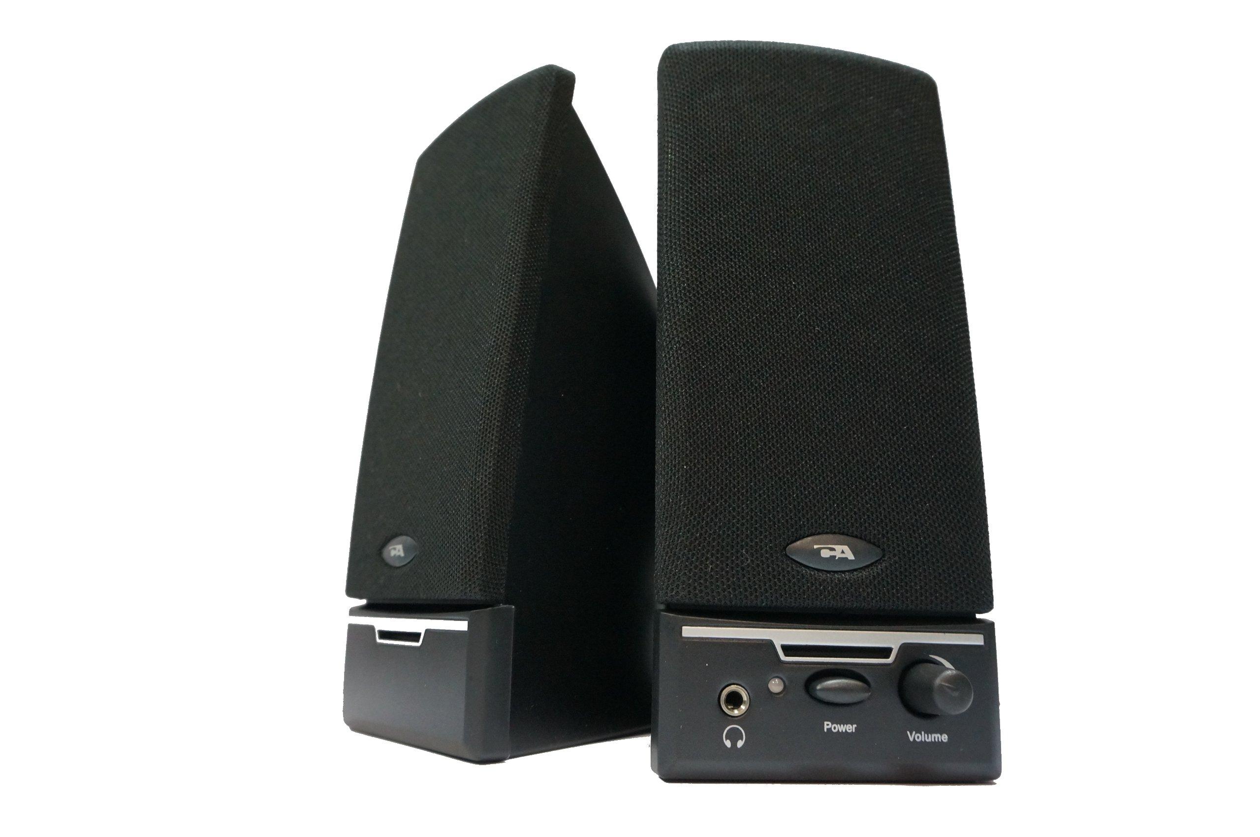 Cyber Acoustics CA-2014 multimedia desktop computer speakers by Cyber Acoustics (Image #9)
