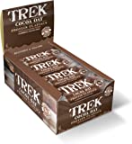 Trek Cocoa Oat Protein Flapjack - Pack of 16 Bars