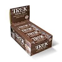 Trek Cocoa Oat Protein Flapjack - Pack of 16 Bars