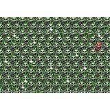 1000ピース ジグソーパズル 機動戦士ガンダム 超難パズル ザク編 マイクロピース (26x38cm)
