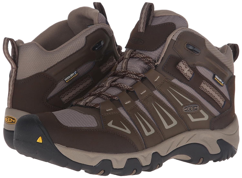 KEEN Herren Oakridge Mid Wp Wp Wp Trekking-& Wanderstiefel  691449