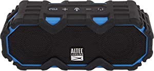 Altec Lansing IMW479 Mini LifeJacket Jolt Heavy Duty Rugged Waterproof Ultra Portable Bluetooth Speaker up to 16 Hours of Battery Life, 100FT Wireless Range and Voice Assistant (Royal Blue)